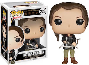 The Hunger Games Katniss Everdeen Figurine