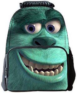 Monsters Inc. Sulley Backpack