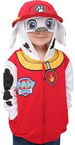 PAW Patrol Marshall Costume Hoodie