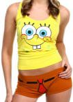 Women's SpongeBob Underwear / Sleepset