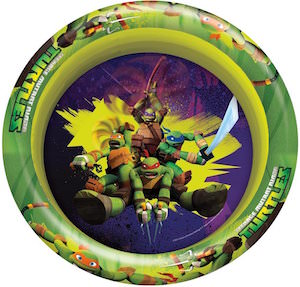Teenage Mutant Ninja Turtles Pool