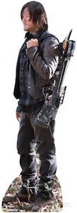 The Walking Dead Daryl Cardboard Cutout