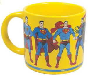 The Years Of Superman Mug