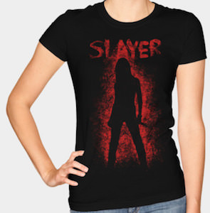 Buffy The Vampire Slayer Splatter T-Shirt
