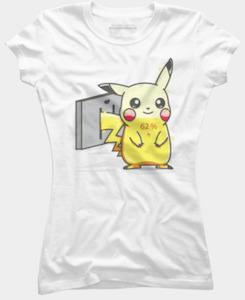 Pokemon Power Loading Pikachu T-Shirt