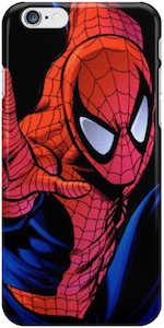 Spider-Man Coming At You iPhone Case
