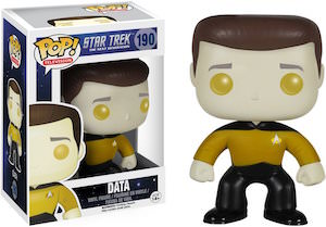 Star Trek Data Pop! Figurine 190