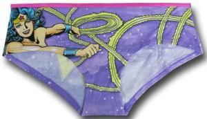 Wonder Woman Lasso Toss Underwear