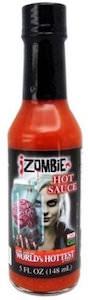 iZombie hot sauce