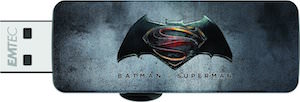 Batman V Superman 16GB Flash Drive