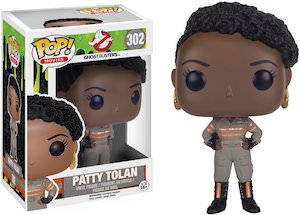 Ghostbusters Patty Tolan Figurine