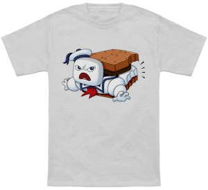 Ghostbusters S'Mores Anyone T-Shirt