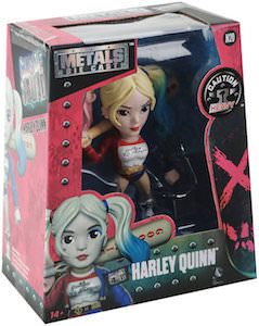 Harley Quinn Suicide Squad Metals Die Cast Figurine