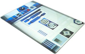 Star Wars R2-D2 glass Cutting Board