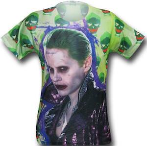 Suicide Squad The Joker T-Shirt