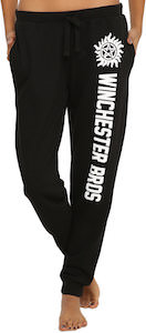 Supernatural Winchester Bros Pajama Pants