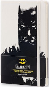 Batman 18 Month Moleskine Planner 2016 / 2017