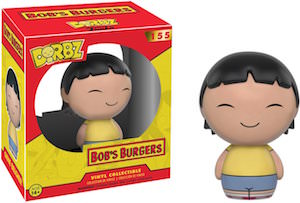 Bob's Burgers Dorbz Figure Of Gene