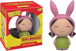 Bob's Burgers Dorbz Figure Of Louise