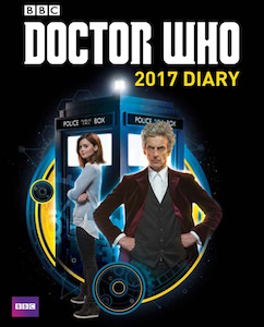 Doctor Who 2017 Planner