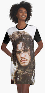 Game of Thrones Jon Snow Dress
