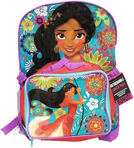 Princess Elena Of Avalor Backpack And Lunch Bag