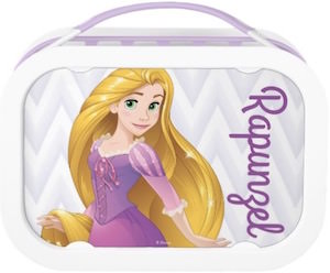 Princess Rapunzel Lunch Box