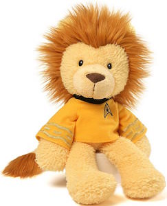 Star Trek Plush Captain Kirk Lion