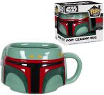 Star Wars Ceramic Boba Fett Mug