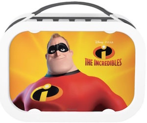 Mr. Incredible Lunch Box