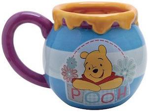 Winnie The Pooh Hunny Pot Mug