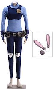 Zootopia Judy Hopps Women's Costume