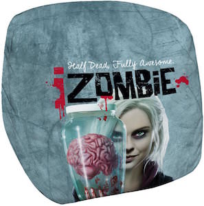 iZombie Liv Moore Holding Brains Bean Bag