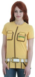 April O'Neil Costume T-Shirt