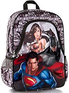 Batman V Superman Backpack The Also Shows Wonder Woman