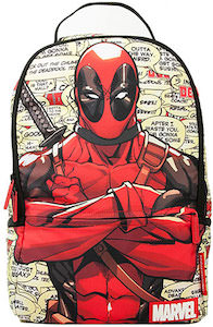 Deadpool Blurbs Backpack