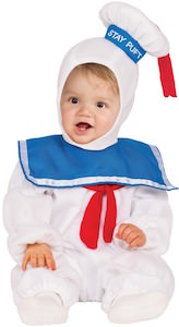 Ghostbusters Marshmallow Man Toddler Costume