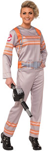 Ghostbusters Women's Jumpsuit Costume