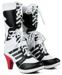 Harley Quinn Suicide Squad Boots