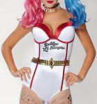 Suicide Squad Harley Quinn Bodysuit