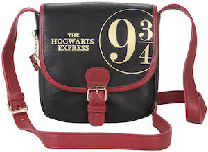 Hogwarts Express 9 3/4 Crossbody Bag