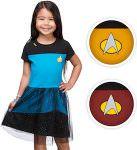 Star Trek Kids Costume Dress