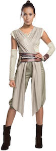 Star Wars Women's Rey Costume