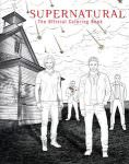Supernatural The Official Coloring Book