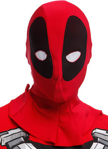 Marvel Deadpool Face Mask