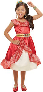 Kids Princess Elena Of Avalor Costume Dress