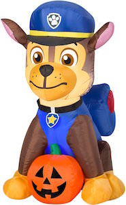 PAW Patrol Chase Outdoor Inflatable For Halloween