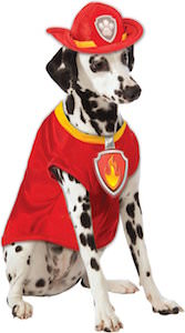 PAW Patrol Marshall Dog Costume