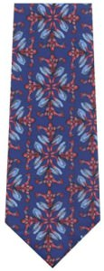 Spider-Man Leaping Pattern Necktie