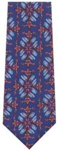 Spider-Man Leaping Pattern Necktie